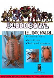 blood bowl ball