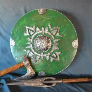 Escudo de Rohan