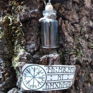 Colgante Botella Vikinga