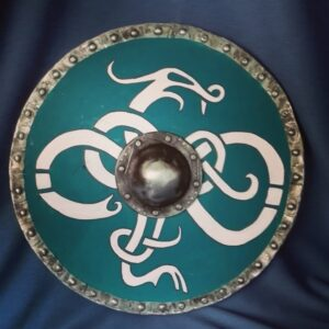 Escudo Drakon Personalizado