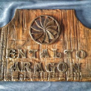 Cartel Entalto Aragón