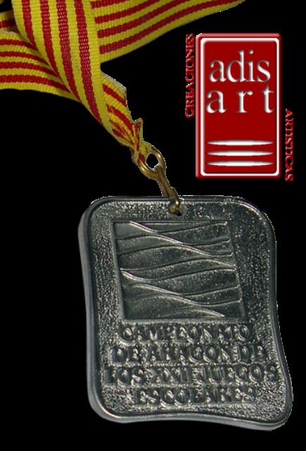 Medalla Campeonato Dga