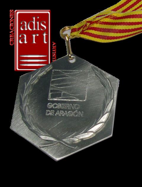 Medalla Gobierno Aragon