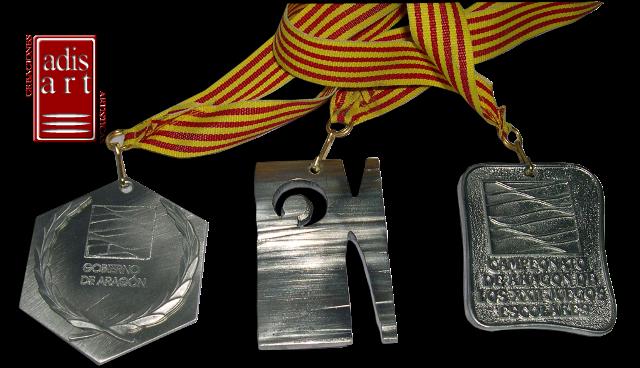 Medallas Modelos Dga