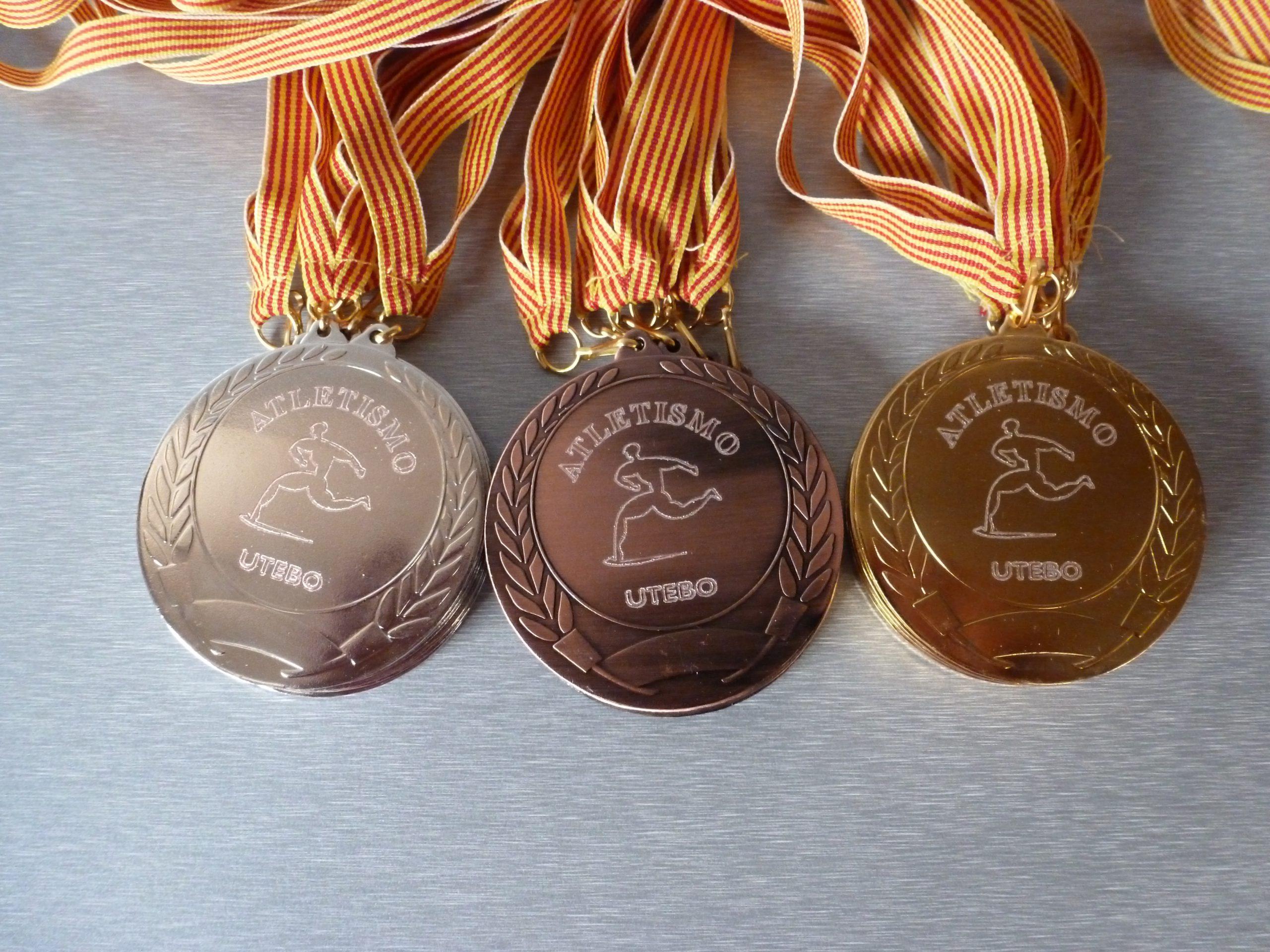 Medallas Utebo