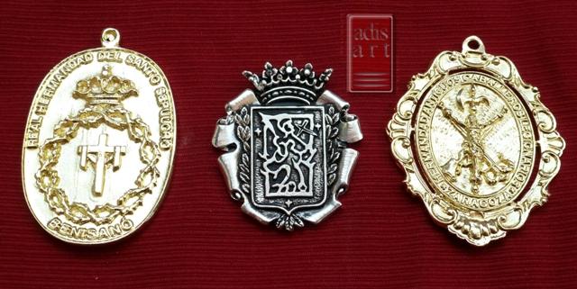 Medallas De Semana Santa