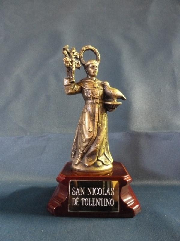 Estatua San Tolentino