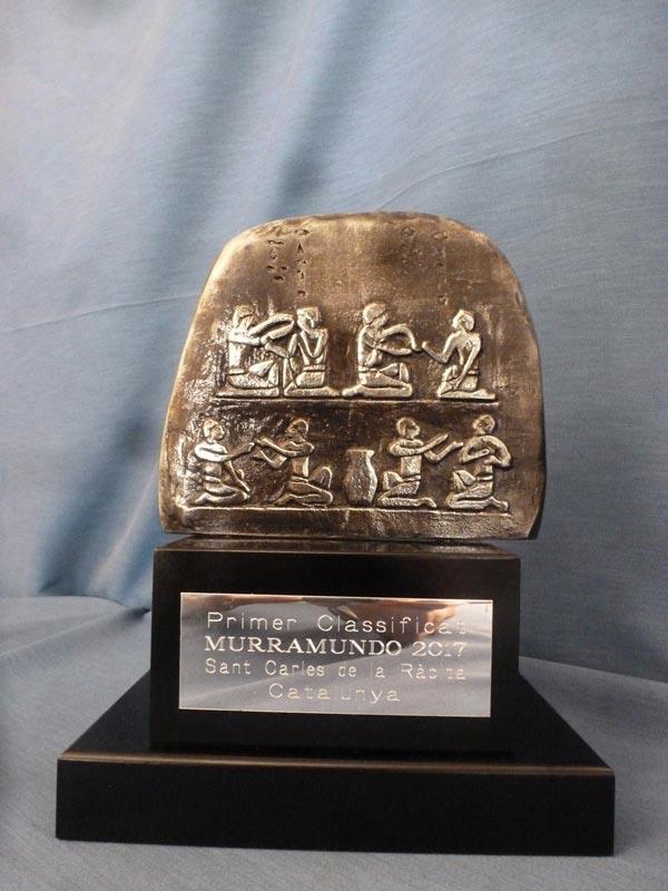 Premio Campeonato del Mundo de Morra