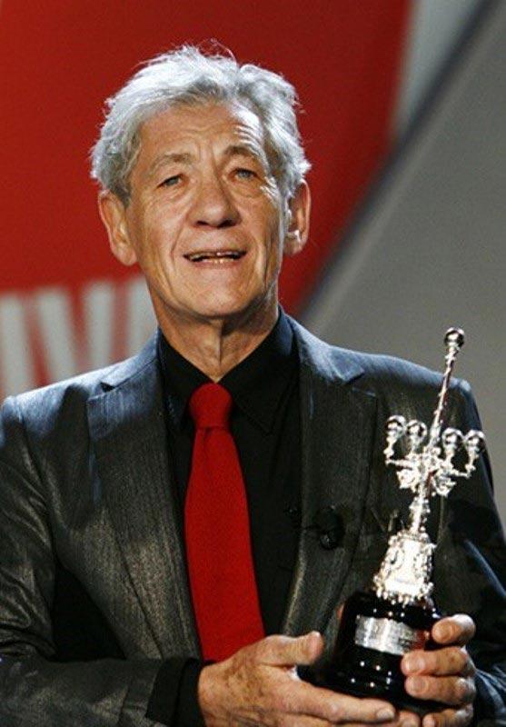 Premios Premio Donostia Zinemaldia 2009 Ian Mckellen