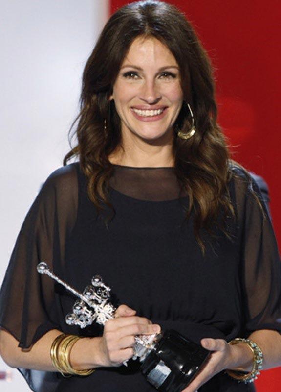 Premios Premio Donostia Zinemaldia 2010 Julia Roberts