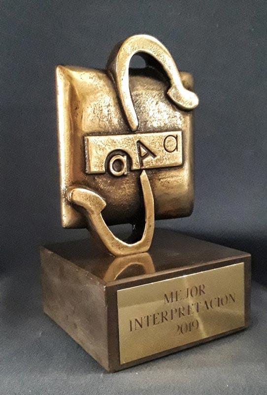 Premio Sindicato Actores de Aragón