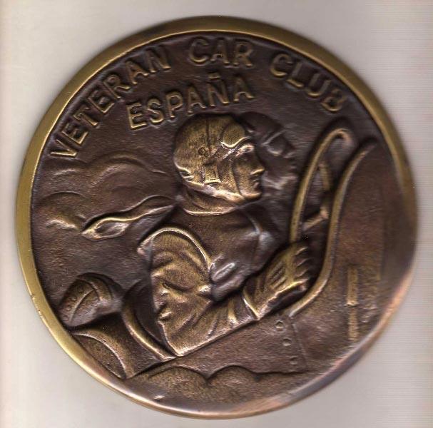 Premios Veteran Medallón 19 Cm507 (2)