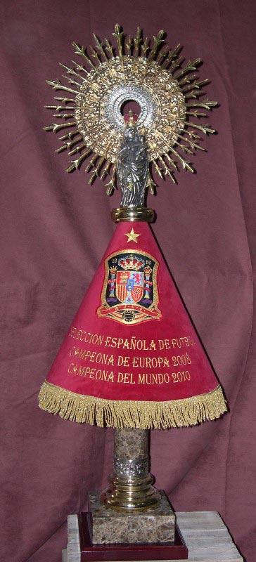 Virgen Selección Española